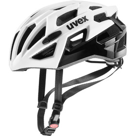 UVEX Race 7 Helmet white/black